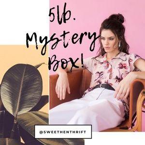 5lb 📦 Mystery Reseller, Style Refresh Box 📦